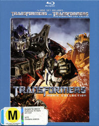 Transformers - Movie Collection (Transformers/Transformers 2: Revenge of the Fallen) on Blu-ray