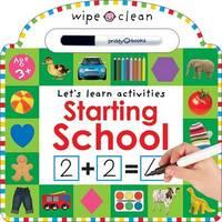 Starting School by Roger Priddy
