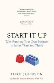Start It Up by Luke Johnson