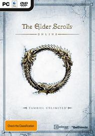 The Elder Scrolls: Online Tamriel Unlimited for PC Games