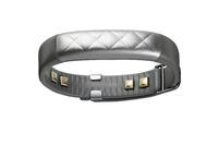 Jawbone UP3 Fitness Tracker (Cross Silver)
