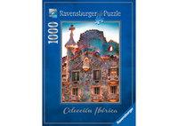 Ravenburger - Casa Batlló, Barcelona Puzzle (1000pc)
