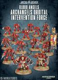 Warhammer 40,000 Blood Angels Archangels Orbital Intervention Force