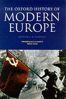 The Oxford History of Modern Europe image