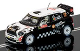 Scalextric: BMW Mini WRC #12 - Slot Car