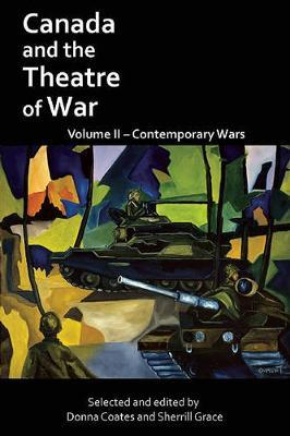 Canada and the Theatre of War Volume II image