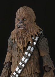 S.H.Figuarts - Chewbacca (New Hope Ver.) Figure image
