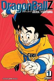 Dragon Ball Z Vol.1: VIZBIG Edition (3 in 1) by Akira Toriyama image