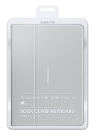 Samsung Original Galaxy Tab S3 Bluetooth Keyboard Cover - Grey image
