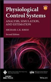 Physiological Control Systems by Michael C.K. Khoo image