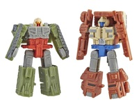 Transformers: Generations - Micromaster 2-Pack - Autobot Battle Patrol