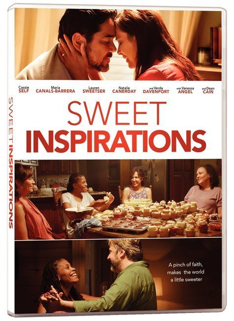Sweet Inspirations on DVD image