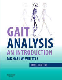 An Introduction to Gait Analysis by Michael W. Whittle image