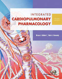 Integrated Cardiopulmonary Pharmacology by Bruce J. Colbert image