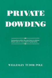Private Dowding by Wellesley Tudor Pole image