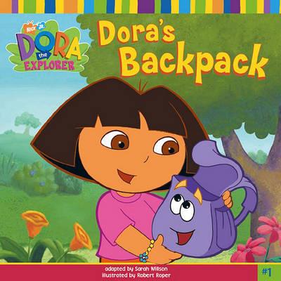Doras Backpack Dora the Exp by Willson Sarah image