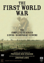 First World War, The - Complete TV Series (3 Disc Box Set) on DVD