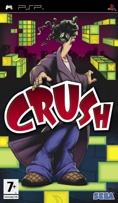 Crush for PSP
