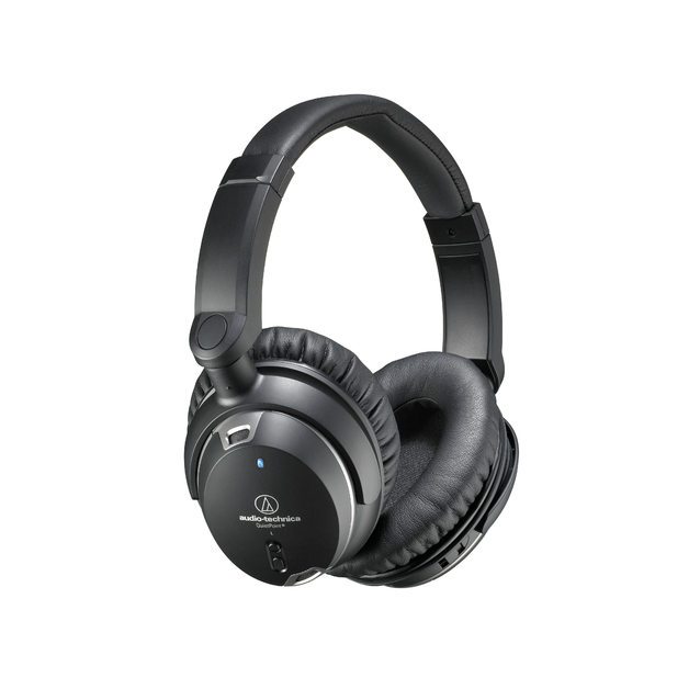 Audio-Technica ATH-ANC9 Active Noise Cancelling Headphones