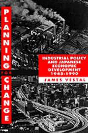 Planning for Change by James E. Vestal image