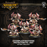 Warmachine: Protectorate of Menoth Exemplar Bastions