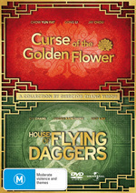 Curse Of The Golden Flower / House Of Flying Daggers (2 Disc Set) on DVD