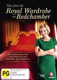 Tales From The Royal Wardrobe And Bedchamber on DVD