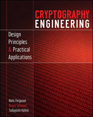 Cryptography Engineering by Niels Ferguson