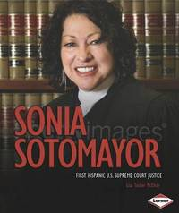 Sonia Sotomayor by Lisa Tucker McElroy image