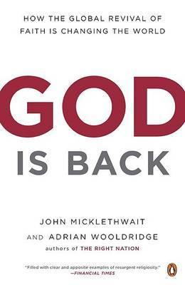 God Is Back by John Micklethwait image