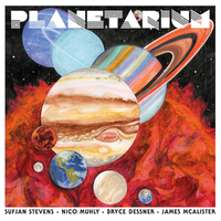 Greetings from michigan the great lake state 2lp sufjan stevens planetarium by sufjan stevens m4hsunfo