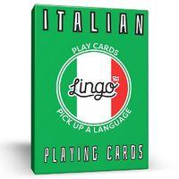 Lingo Cards: Italian
