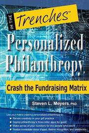 Personalized Philanthropy by Steven L Meyers