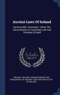 Ancient Laws of Ireland image