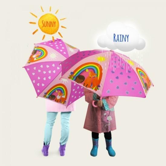 Kids Umbrella Forest Friends