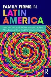 Family Firms in Latin America