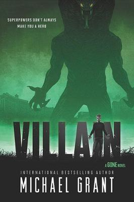 Villain by Michael Grant image