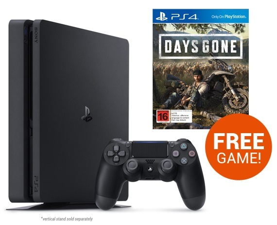 PS4 Slim 1TB Premium bundle | PS4 | In-Stock - Buy Now | at