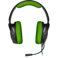 Corsair HS35 Stereo Gaming Headset (Green) for PC, PS4, Xbox One