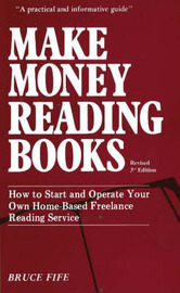 Make Money Reading Books, 3rd Edition by Bruce Fife image