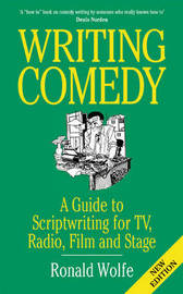 Writing Comedy by Ronald Wolfe image