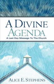 A Divine Agenda by Alice, E Stephens image
