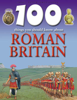 Roman Britain by Philip Steele image