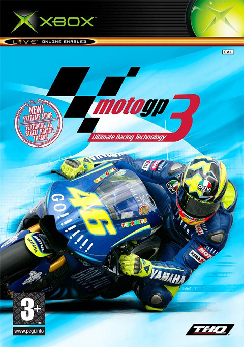 MotoGP: Ultimate Racing Technology 3 for Xbox