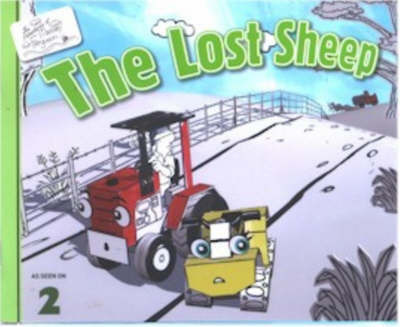 The Lost Sheep by Jim Mora