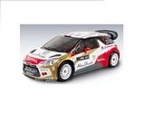 Nikko R/C Citroen DS3 WRC – 'Abu Dhabi'
