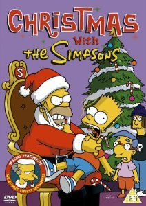 The Simpsons - Christmas With The Simpsons on DVD image