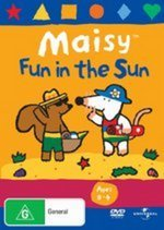 Maisy - Fun In The Sun on DVD