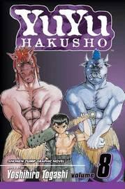 YuYu Hakusho, Vol. 8 by Yoshihiro Togashi