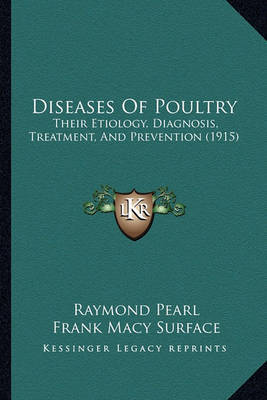Diseases of Poultry | Raymond Pearl Book | In-Stock - Buy